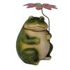 14.5-in Frog Design Garden Statue