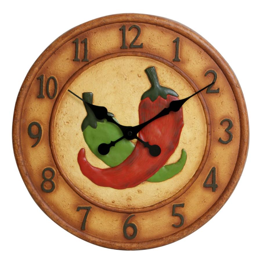 Enlarged image for Garden treasures pool clock
