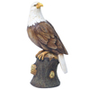  16.25-in H Eagle Design Garden Statue