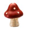 Garden Treasures 10.5-in Mushroom Garden Statue