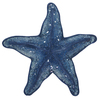 Garden Treasures 10-in W x 9.87-in H Starfish Mosaic Wall Art