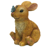  7.13-in H Bunny Garden Statue