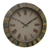 Garden Treasures 20.25-in Faux Slate Garden Clock