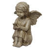 Garden Treasures 11.5-in Cherub Design Garden Statue