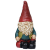 Garden Treasures 19.625-in Gnome Design Garden Statue