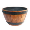 Garden Treasures 21.25-in x 13-in Planter