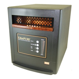 EdenPURE Infrared Cabinet Electric Space Heater