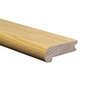 3-1/8-in x 78-in Unfinished Oak Stair Nose Moulding