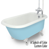 American Bath Factory Custom Bathtub Base