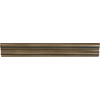 Bronze Metal Chair Rail Tile (Common: 2-in x 12-in; Actual: 1.73-in x 12-in)