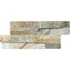 Desert Quartz Ledgestone Quartz Wall Tile (Common: 6-in x 12-in; Actual: 5.9-in x 11.81-in)