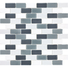 Style Selections 12-in x 12-in Gray Wall Tile