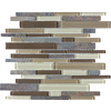 12-in x 14-in Rugged Trail Mixed Material Wall Tile
