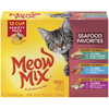 Meow Mix 12-Pack 2.75 oz Adult Cat Food Variety Pack