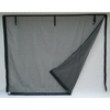 Fresh Air Screens 16-ft x 7-ft 168 Series Double Garage Door Screen
