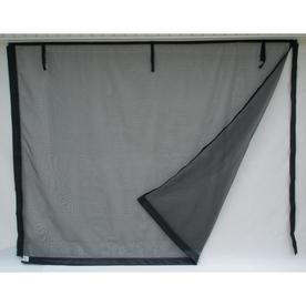 Fresh Air Screens 97 Series 9-ft x 7-ft Sftgle Garage Door