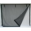 Fresh Air Screens 168 Series 192-in x 96-in Double Garage Door