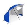 Sport-Brella 54.72-in Blue SuperBrella Automatic Bubble Umbrella