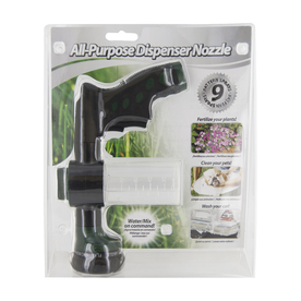 SpringHose 9-Spray Adjustable Nozzle