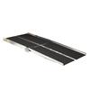 8-ft x 30-in Aluminum Folding Entryway Wheelchair Ramp