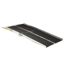 7-ft x 30-in Aluminum Portable Automotive Wheelchair Ramp