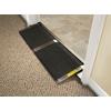0.833-ft x 32-in Aluminum Threshold Doorway Wheelchair Ramp