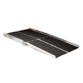 5-ft x 36-in Aluminum Folding Entryway Wheelchair Ramp