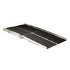 8-ft x 36-in Aluminum Folding Entryway Wheelchair Ramp