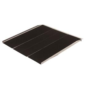 3-ft x 47.25-in Aluminum Panel Entryway Wheelchair Ramp