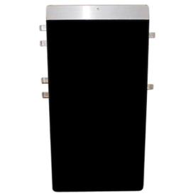 5-ft x 17.875-in Aluminum Panel Entryway Wheelchair Ramp