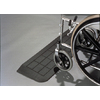 0.6725-ft x 42-in Rubber Threshold Doorway Wheelchair Ramp