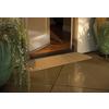 1.51-ft x 50-in Rubber Threshold Doorway Wheelchair Ramp