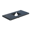 Architectural Mailboxes 4-in x 4-in Adapter Plate