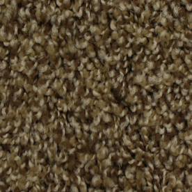 STAINMASTER Solarmax Winter Escape Pride Frieze Indoor Carpet