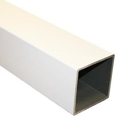 Fiberon White Composite Deck Post Sleeve (Common: 4 x 4; Actual: 4.1-in x 4.1-in)