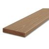 AZEK 5/4 x 6 x 12 Brownstone Composite Decking