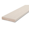 AZEK 5/4 x 6 x 20 White Composite Decking