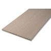 AZEK Slate Gray Composite Deck Trim Board (Actual: 1/2-in x 11-3/4-in x 12-ft)