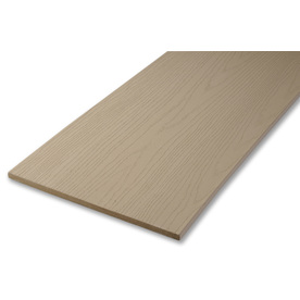 AZEK 1/2 x 11-3/4 x 12 Clay Composite Deck Trim Board