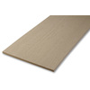 AZEK Clay Composite Deck Trim Board (Actual: 1/2-in x 11-3/4-in x 12-ft)