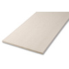 AZEK 1/2 x 11-3/4 x 12 White Composite Deck Trim Board
