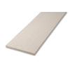 AZEK 1/2 x 8 x 12 White Composite Deck Trim Board