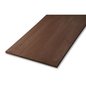 AZEK Kona Composite Deck Trim Board (Actual: 1/2-in x 11-3/4-in x 12-ft)