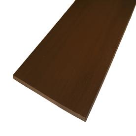 AZEK Acacia Composite Deck Trim Board (Actual: 1/2-in x 11-3/4-in x 12-ft)