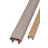 AZEK 96-in Slate Gray Composite Deck Railing Kit