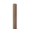 AZEK 35-in Brownstone Composite Deck Baluster