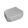 Splitface Basic Concrete Retaining Wall Block (Common: 12-in x 4-in; Actual: 12-in x 4-in)