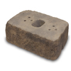 allen + roth Luxora 16-in L x 6-in H Sandstone Country Manor Retaining Wall Block (Actuals 16-in L x 6-in H)