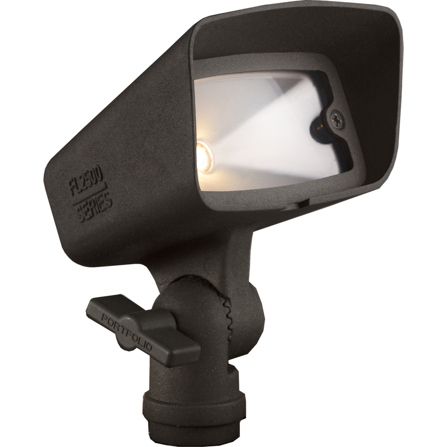 portfolio landscape bronze low voltage led flood light at