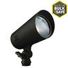 Portfolio 6-Watt (50W Equivalent) Specialty Textured Bronze Low Voltage LED Spot Light